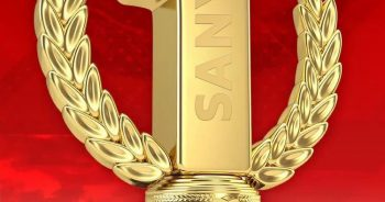 SANY ขึ้นครองยอดขายอันดับ 1