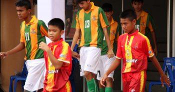 สนับสนุนทีมฟุตบอล